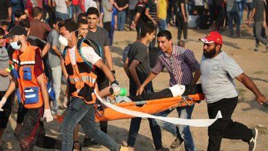 Photo of فلسطینیوں پر غاصب صیہونیوں کی جارحیت