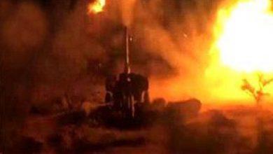 Photo of سعودی فوجی ٹھکانوں پر یمنی فوج کا جوابی حملہ