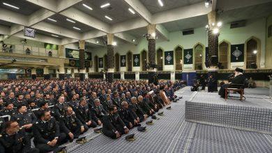 Photo of امریکہ مردہ باد کا مطلب ٹرمپ مردہ باد ہے، امریکی عوام نہیں، رہبر انقلاب اسلامی