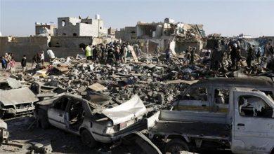 Photo of سعودی اتحاد یمنیوں پر پانچ لاکھ میزائل اور بم برسا چکا ہے