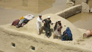 Photo of افغانستان میں سیلاب کی تباہ کاریاں15 سو مکانات تباہ