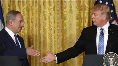 Photo of امریکی صدر ٹرمپ کی اسرائیل نوازی