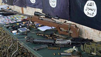 Photo of وہابی دہشت گردوں سے اسرائیلی ہتھیار برآمد
