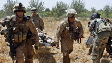Photo of افغانستان میں 5امریکی فوجی ہلاک