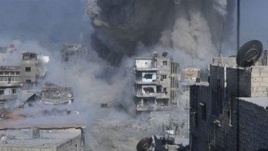 Photo of شام میں الباغوز پر امریکی اتحاد کا کیمیائی حملہ