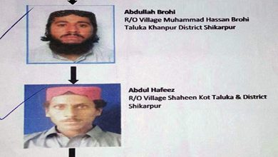 Photo of پاکستان میں داعش کے 2 دہشت گرد ہلاک