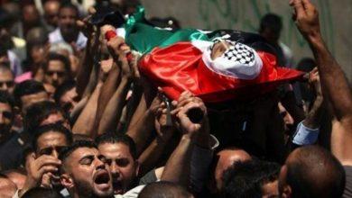 Photo of غرب اردن میں ایک فلسطینی نوجوان شہید