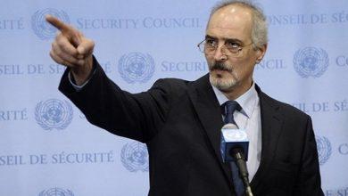 Photo of جولان کے بارے میں امریکی اقدامات غیر قانونی، شام