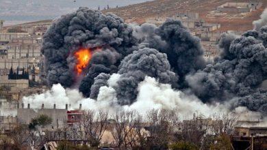 Photo of شام میں حماہ پر دہشت گردوں کا کیمیائی حملہ