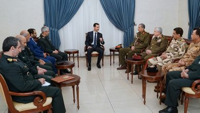 Photo of ایران اور عراق کے ساتھ اپنے تعلقات پر فخر کرتے ہیں، شامی صدر