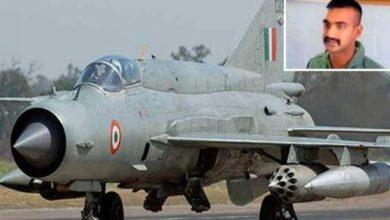 Photo of پاکستان میں گرفتار ہندوستانی پائلٹ ہندوستانی حکام کے سپرد