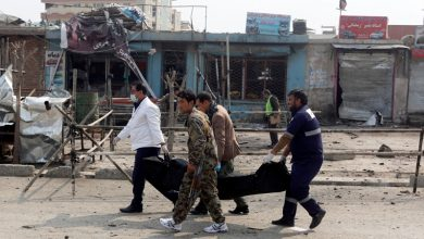 Photo of افغانستان میں شہید مزاری کی برسی کے موقع پر بم دھماکے
