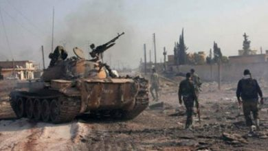 Photo of ادلب میں دہشت گردوں کے خلاف شامی فوج کی کارروائی