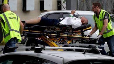 Photo of نیوزی لینڈ میں دہشت گردی، پچاس نمازی شہید