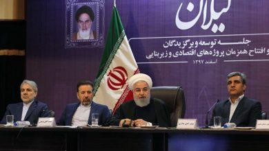 Photo of ایرانی عوام کے خلاف امریکی اقدامات غیر انسانی ہیں: صدر روحانی
