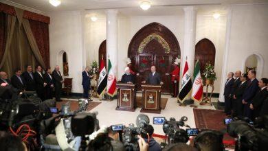 Photo of ایران و عراق کے صدور کی ملاقات اور مشترکہ پریس کانفرنس