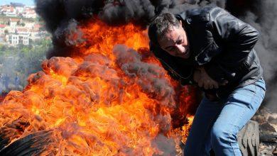 Photo of جاری ہے فلسطین کا احتجاج