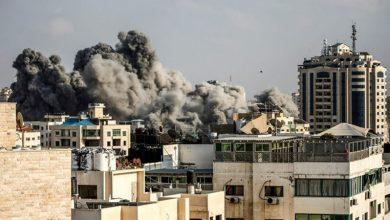 Photo of غزہ پر صیہونی فوج کا ہوائی حملہ اور پرامن واپسی مارچ پر فائرنگ