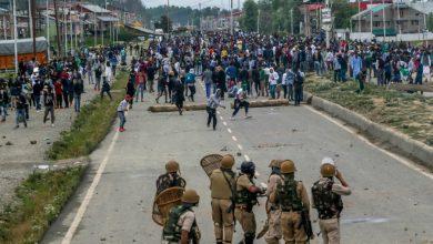 Photo of کشمیر میں بھارتی فضائیہ کے دو افسر ہلاک