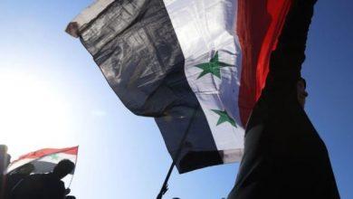 Photo of شام کے صوبہ سویداء میں امریکہ کے خلاف مظاہرہ