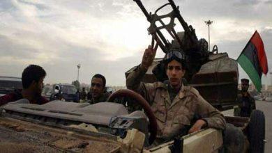 Photo of لیبیا کی فوج کا لیبیا کے مغرب میں واقع غریان شہر پر قبضہ