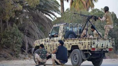 Photo of لیبیا کے دارالحکومت طرابلس کے جنوبی علاقہ میں لڑائی میں 21 افراد ہلاک