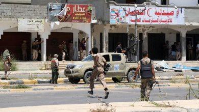 Photo of طرابلس پر قبضے کیلئے خونریز تصادم 125 ہلاک