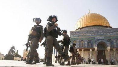 Photo of فلسطینیوں پر جناب ابراہیم کے روضہ کے دروازے بند
