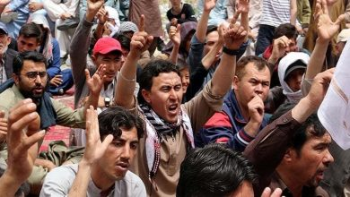 Photo of دھرنا تیسرے روز میں داخل، تحفظ دینے پر مظاہرین کی تاکید