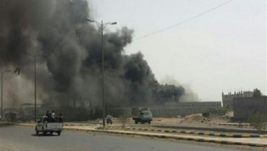 Photo of الحدیدہ کے رہائشی علاقوں پر سعودی فوجی اتحاد کی گولہ باری
