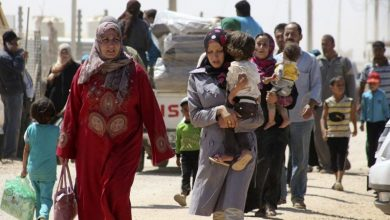 Photo of الرکابان کیمپ سے تقریبا 2000 شامی پناہ گزینوں کا انخلا