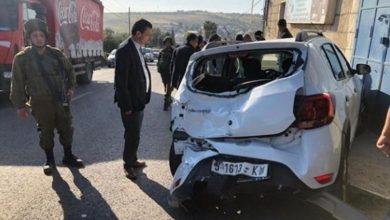 Photo of صیہونی انتہا پسند نے فلسطینی خاتون کو ٹرک تلے روند کر شہید کردیا