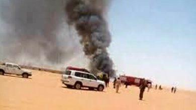 Photo of طرابلس میں خلیفہ حفتر کی فوج کا ایک طیارہ مار گرایا گیا