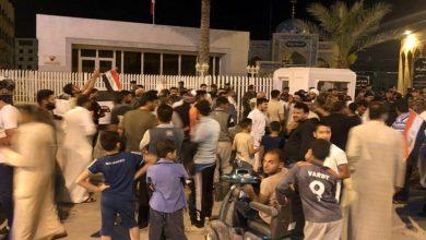 Photo of حکومت بحرین کے خلاف ہزاروں عراقیوں کا مظاہرہ