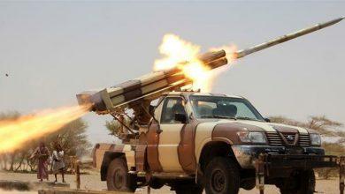 Photo of سعودی فوجی ٹھکانوں پر یمنی فوج کے جوابی میزائل حملے