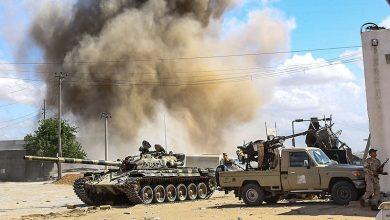Photo of لیبیا میں حالات کشیدہ 215 افراد ہلاک