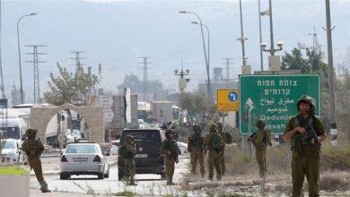 Photo of صیہونی فوجیوں نے ایک فلسطینی نوجوان کو گولیاں مار کر شہید کردیا