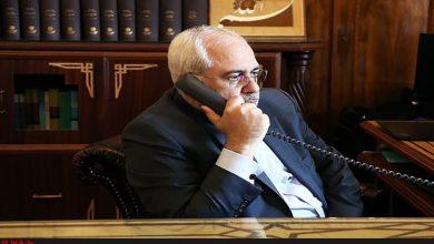 Photo of ایران اور پاکستان کے وزرائے خارجہ کی ٹیلی فون پر گفتگو