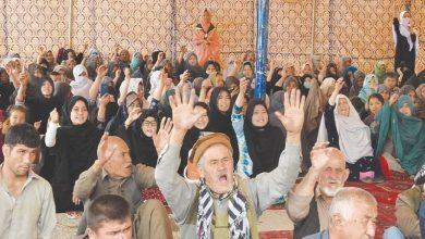 Photo of کوئٹہ میں 4 روزسےجاری دھرنا ختم کرنے کا اعلان