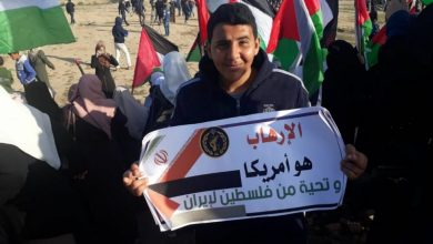Photo of فلسطین سپاہ پاسداران کا حامی ۔