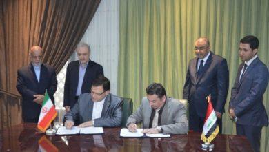 Photo of ایران اور عراق کے درمیان صحت کے شعبے میں تعاون کی یادداشت پر دستخط