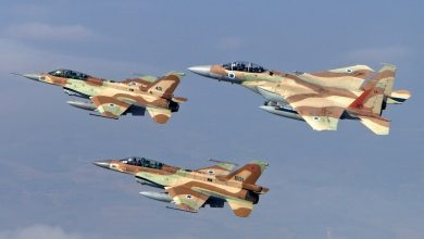 Photo of غزہ میں صیہونی حکومت کے جنگی طیاروں کا حملہ