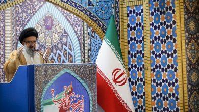 Photo of ایرانی عوام کا اتحاد امریکا کے مقابلے میں ایران کی فتح کا راز ہے، خطیب جمعہ تہران