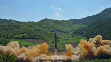 Photo of شمالی کوریا کا میزائل تجربہ