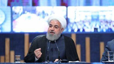 Photo of ایرانی قوم اپنے ارادوں سے امریکہ کو شکست دے گی، صدر حسن روحانی