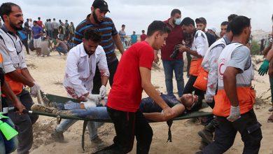 Photo of یوم نکبت کے موقع پر صیہونی جارحیت 60 فلسطینی زخمی