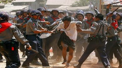 Photo of روہنگیائی مسلمانوں کے خلاف جارحیت انسانی حقوق کی خلاف ورزی