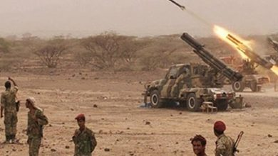 Photo of جارح سعودی اتحاد کے فوجی ٹھکانے پر یمنی فوج کا میزائل حملہ