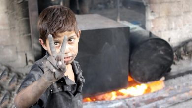 Photo of دہشت گردوں کے حملے میں تین شامی بچے جاں بحق