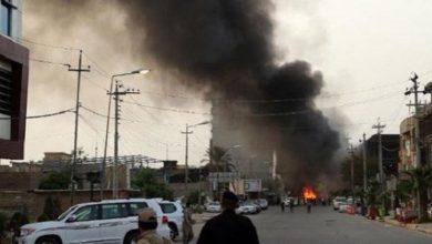 Photo of بغداد بم دھماکے کی ذمہ داری داعش نے قبول کی
